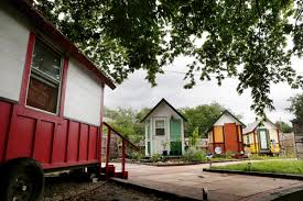 occupy madison u0027s tiny house village seeks funds to expand its