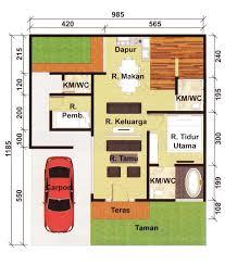 layout ruangan rumah minimalis konsep desain rumah minimalis 2 lantai beserta denahnya