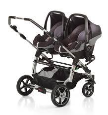 abc design zwillingskinderwagen hartan adapter zu zwillingskinderwagen zxii für maxi cosi 2017