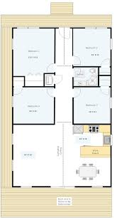 Popular Floor Plans by The Popular Footprint Is 26 X 42 Amerisus