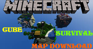 Survival Maps Minecraft Ps3 Ps4 Cube World Modded Survival Map W Download