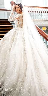big wedding dresses 36 chic sleeve wedding dresses sleeved wedding dresses