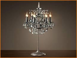 Orb Table Lamp Table Lamp Chandelier Table Lamp Modern Vintage Orb Crystal