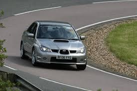 Subaru Top Speed Subaru Impreza Saloon 2005 2008 Driving U0026 Performance Parkers