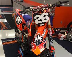 red bull motocross gear troy lee designs red bull gopro ktm signs alex martin