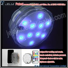 Led Lights In Vases Outdoor Sinking In Water Led Light Pool Lights 13 Colors Change