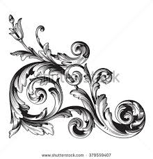 vintage ornament stock images royalty free images vectors