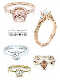 create your own ring design your engagement ring with joseph jewelry green wedding