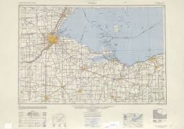 Toledo Map Free U S 250k 1 250000 Topo Maps Beginning With
