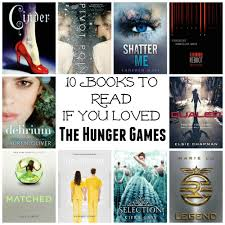 10 books to read if you loved the hunger andrea s notebook