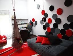 Wohnzimmer Ideen Wandgestaltung Grau 20 Ansprechend Wohnzimmer Rot Dekoration Ideen