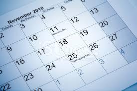 actual calendar of november 2010 stock photos freeimages