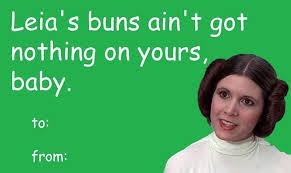 Star Wars Valentine Meme - 22 star wars valentines for all you nerf herders memebase
