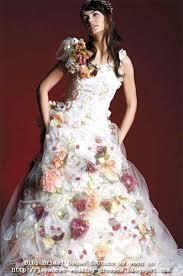multi color wedding dress japanese wedding dresses beyond the kimono