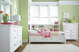 Full Size White Storage Bed With Bookcase Headboard Kaslyn Twin Bookcase Bed Ashley Furniture Homestore
