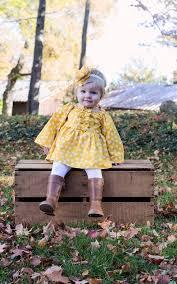 gold polka dot dress girls fall dress gold first birthday