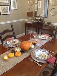 thanksgiving table setting ideas easy 25 easy thanksgiving