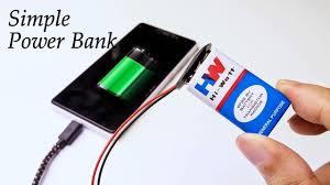 cara membuat powerbank menggunakan baterai abc membuat powerbank sederhana dari barang bekas pbims siantar youtube