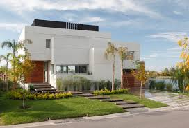 modern elegant house design that has minimalist modern nuance by