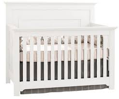 Crib White Convertible by Bedroom 4 In 1 Convertible Crib In White By Munire Furniture For