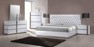 bedroom design vero modern white tufted bedroom set white modern