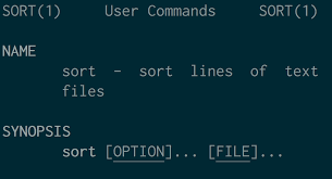 Tutorial Linux Sort | linux and unix sort command tutorial with exles george ornbo