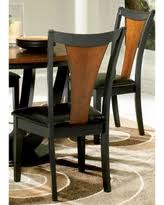 Set Of Two Dining Chairs Black Friday Savings Are Here 25 Off Mulberry Two Tone