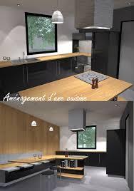 amenagement cuisine ilot central aménagement d une cuisine fermée avec ilot central cuisines