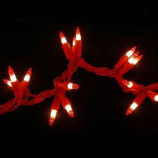 50 light 5 peppermint light set