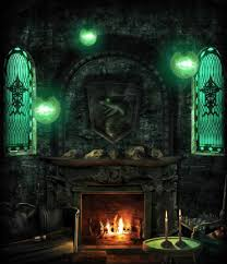 harry potter home inspiration slytherin melodramatic adventures