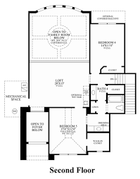 Versailles Floor Plan by Coastal Oaks At Nocatee Estate U0026 Signature Collections The