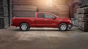 nissan truck titan red new nissan titan king cab starts at 32 550 the drive
