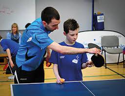 table tennis coaching near me coaching table tennis scotland