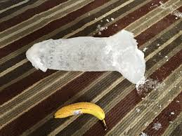 Banana For Scale Meme - just an icicle i found banana for scale funny pictures lol tribe
