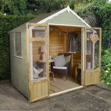 Summer Garden Houses - buy summer house sheds uk free delivery shedstore