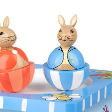 orange tree peter rabbit music box 18 99