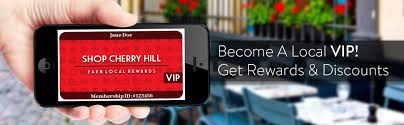 localtunity com cherry hill loyalty rewards program local