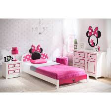 minnie mouse bedroom set delta children disney minnie mouse panel 4 piece bedroom set