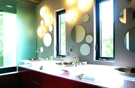 Bathroom Mirror With Lights Built In Bathroom Mirror With Lights Led Lights Bathroom