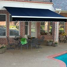 Motorized Awnings Reviews Awntech Beauty Mark Galveston 16 U0027 Luxury Semi Cassette Motorized