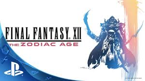 final fantasy final fantasy xii the zodiac age announcement reveal trailer