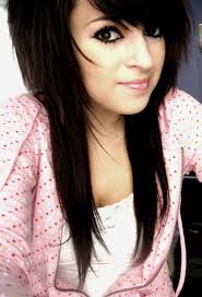 haircut for long hair girl emo girl long hairstyles hairstyle for women man