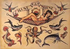 marlin tattoo kuta tattoo flash sailor jerry butterflies sailor jerry tattoos blue