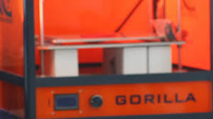 space monkey gorilla 3d printer youtube