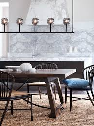 Dining Room Pendants by Orion 5 Light Pendant In Black Smoke éclairage Lighting