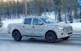 mercedes pickup mercedes pickup truck looks production ready in latest spy photos