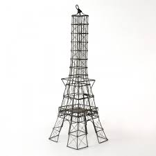 wire eiffel tower home decor ebay