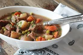 irish beef stew slow cooker rock my crock