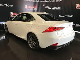 lexus isf for sale yahoo pre owned 2017 lexus is 350 demo unit f sport series 2 4 door