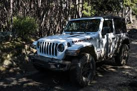 rally jeep wrangler 2018 jeep wrangler first drive review all new wrangler sets the